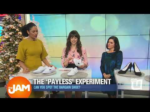 The 'Payless' Experiment