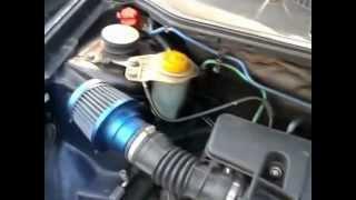 Filtro de Ar Esportivo Duplo Fluxo - Palio 1.0 8V