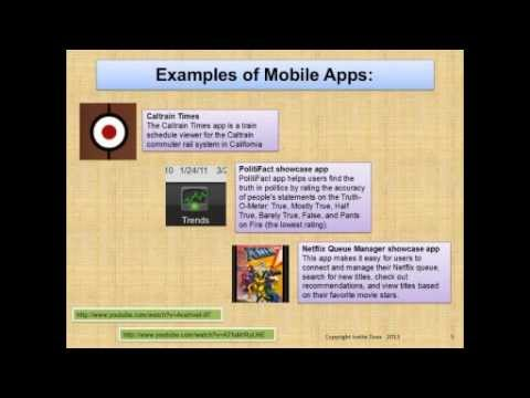 Mobile Testing - Fall 2013 - Part 3/10