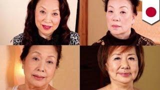 Японские порно-старушки по-прежнему в строю