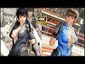 DOA 6 Overwatch Costume Mod for Hitomi & Nyotengu 4K