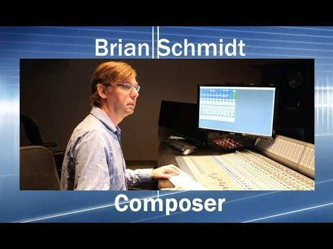 Designing Music NOW Video Podcast - Ep. 1 - Brian Schmidt