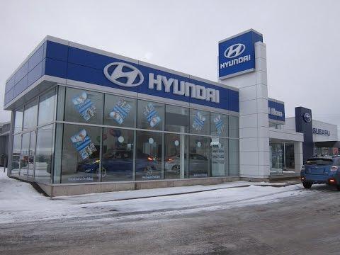 2014 HYUNDAI SANTE FE TEST DRIVE & REVIEW CALL CENTRAL NOVA MOTORS LTD 902-755-6202