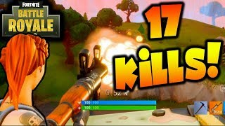 THE BEST GAME OF FORTNITE I'VE EVER PLAYED!!! (Fortnite Battle Royale)