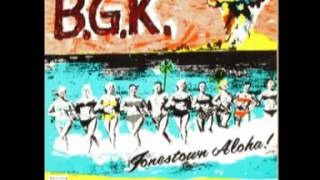 BGK - Jonestown Aloha LP