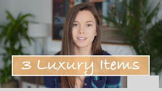 My 3 Luxury Backpacking Items | Tagged!