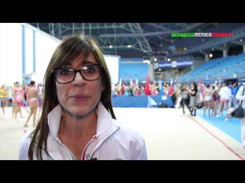 Pesaro 2016: Emanuela Maccarani, Concorso generale