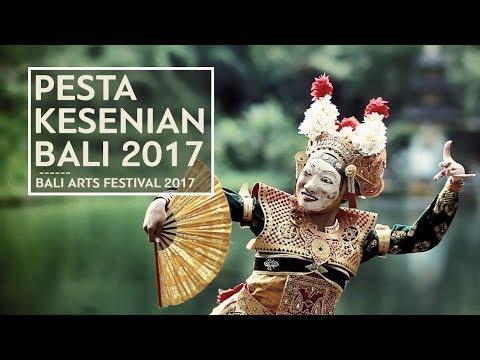 PESTA KESENIAN BALI (BALI ARTS FESTIVAL) 2017 - #BaliGoLiveEvent
