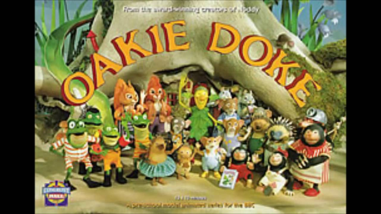 Old Bear Oakie Doke Fimbles Philbert The Frog Theme