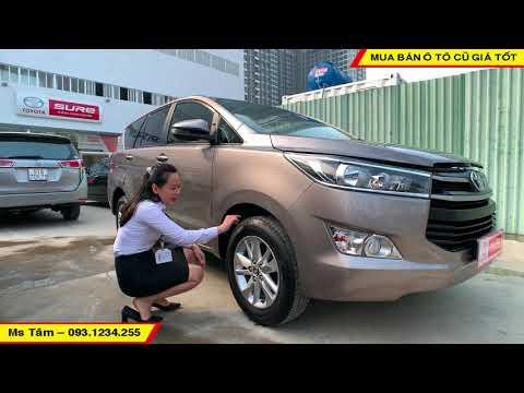 Bán Xe Toyota INNOVA E 2019 - Số Sàn - Xe Cũ Chất Lượng Chính Hãng Giá Rẻ tại Toyota Tân Cảng