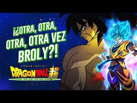 En Defensa del REGRESO DE BROLY: el MEJOR villano recurrente de Dragon Ball