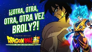 En Defensa del REGRESO DE BROLY: el MEJOR villano recurrente de Dragon Ball