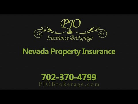 Nevada Commercial Property Insurance | PJO Insurance Brokerage