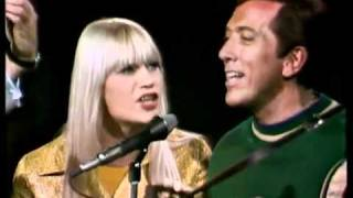 Peter , Paul,  Mary  and Andy Williams - Kisses Sweeter Than Wine