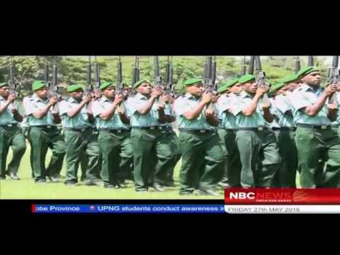 NBC News - PNGDF growing stronger
