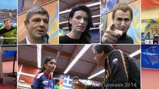 XV Memorial Nikolay Nikitin. Russian Junior & Cadet Open. Diary 3(Russian Junior and Cadet Open 15th Memorial Nikolay Nikitin, St. Petersburg (RUS). 26 november 2014. Diary 3 Introduction + interviews (in Russian) Match ..., 2014-11-27T09:39:00.000Z)