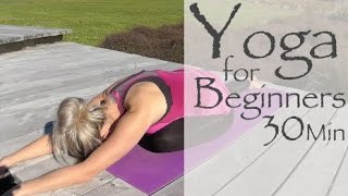 Beginners Yoga - Sun Salutations Flow