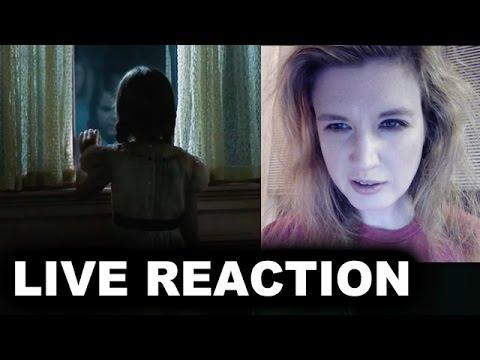 Annabelle Creation Trailer REACTION