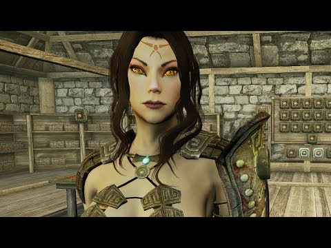 Beautiful Female High Elf  – Part 39: Skyrim Xbox One