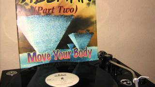 VIBEMAN   MOVE YOUR BODY  A  1995 M D  RECORDS   REPLEGAMIX