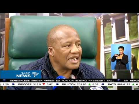Mthembu confident ANC MPs will toe party line