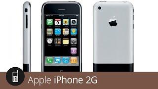 Retro: Apple iPhone 2G
