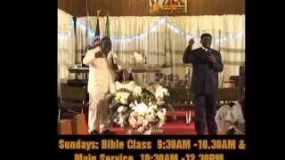Sermon: The Glory of the Church