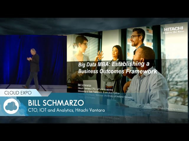 Schmarzo Big Data Keynote