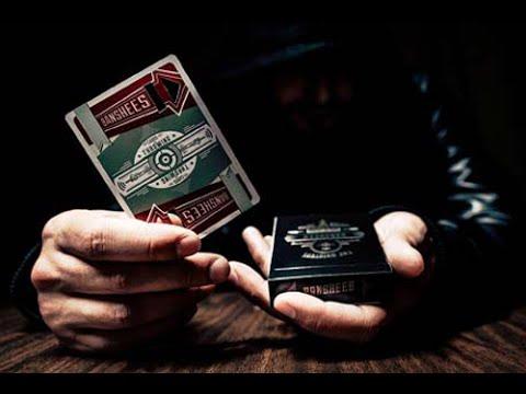 Banshees card throwing playing cards youtube banshees card throwing playing cards reheart Gallery