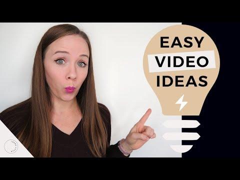 15 Youtube Video Ideas for 2018 thumbnail