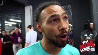 Keith Thurman Reaction To Mayweather Saying Who He Needs To  Fight