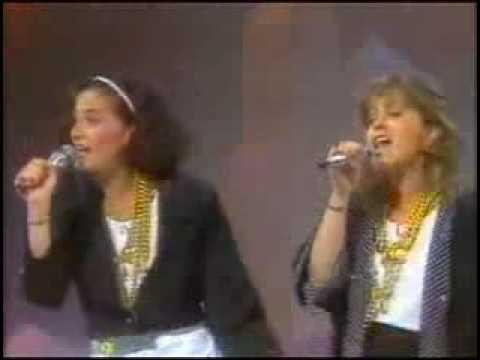 Eurovision 1986 Turkey: Klips Ve Onlar - Halley