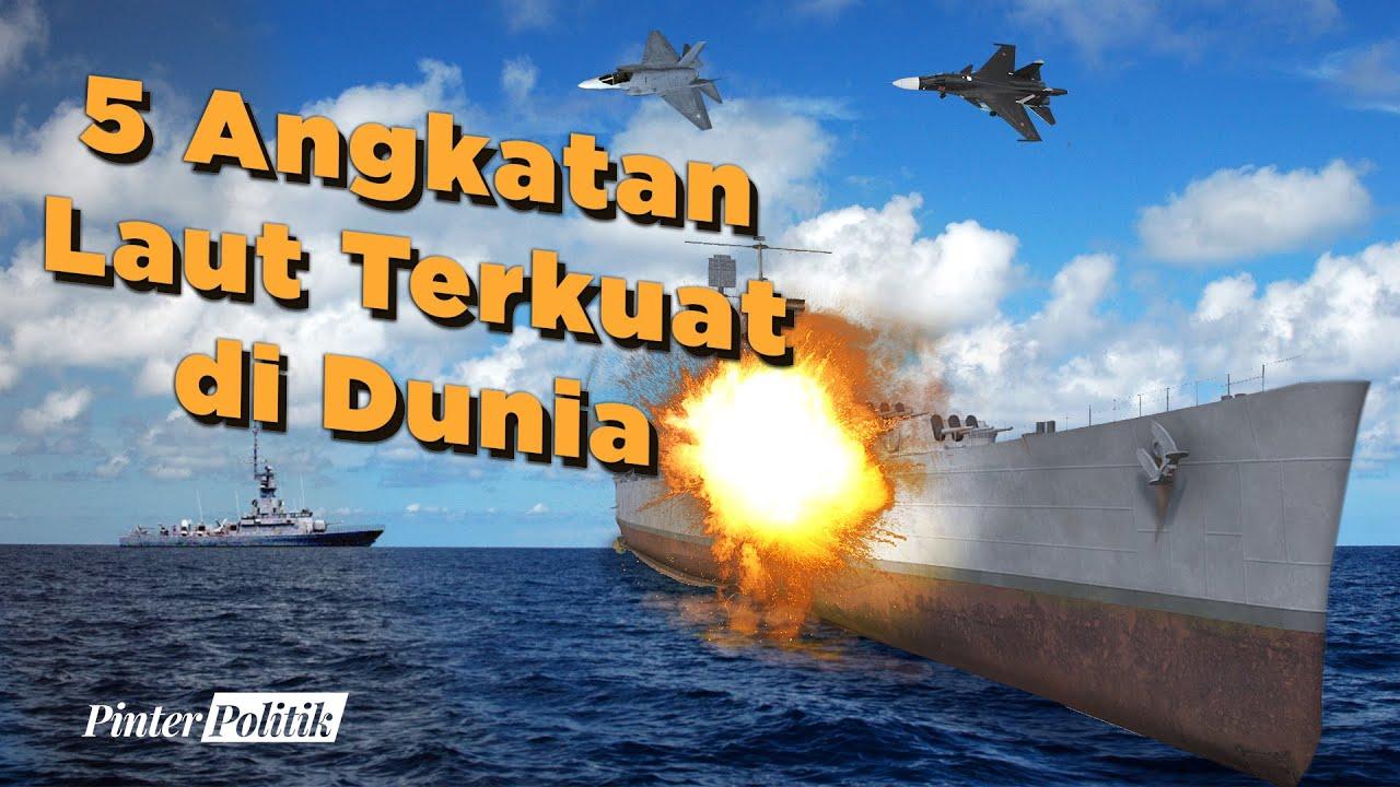 Laut Natuna Memanas: ini 5 Angkatan Laut Terkuat di Dunia