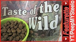 Taste of the Wild Dog Food in High Prairie Dry Puppy Formula w/ Grain-Free Ingredients