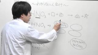 【化学基礎】(補足)反応式中の酸化数計算