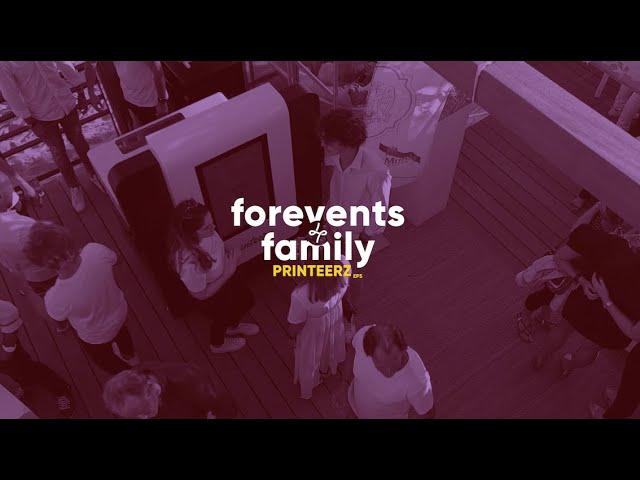 FOREVENTS FAMILY EP5 - LA BORNE PRINTEERZ