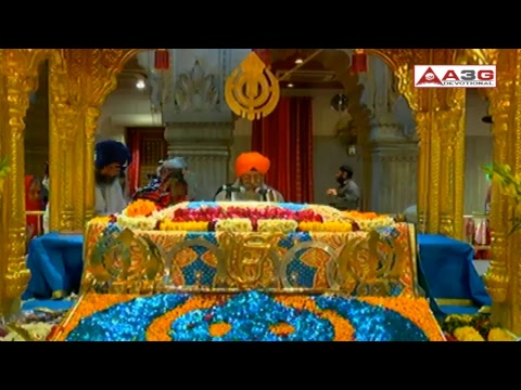 Gurdwara Sis Ganj Sahib Delhi Live Telecast  only on A3G Devotional