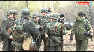 На Урале снимают фильм про войну