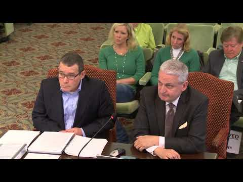 Board of Zoning Appeals Meeting - April 23, 2018