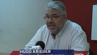 23 04 19  HUGO KRIEGER  Pte Junta Electoral Municipal E Bolsónl   Necesitan autoridades de mesa para