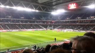 Ambiance LOSC-RENNES | Stade Pierre Mauroy | le 24/01/2014