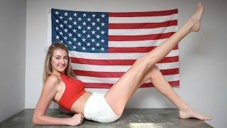 Girl gifs leg long Naked