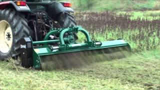 SOVEMA Flail mower mod. BTH 320