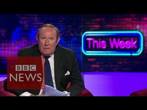 Andrew Neil's message to Paris attackers - BBC News