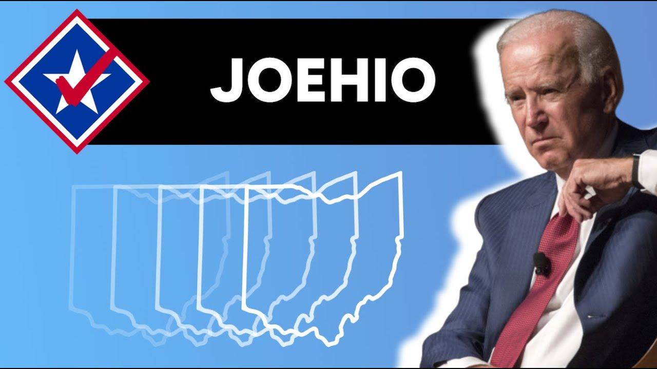 Joe Biden is Now the Favorite to Win Ohio