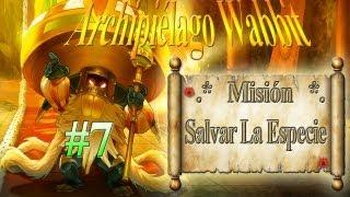Repeat youtube video Archipielago Wabbit - Misión