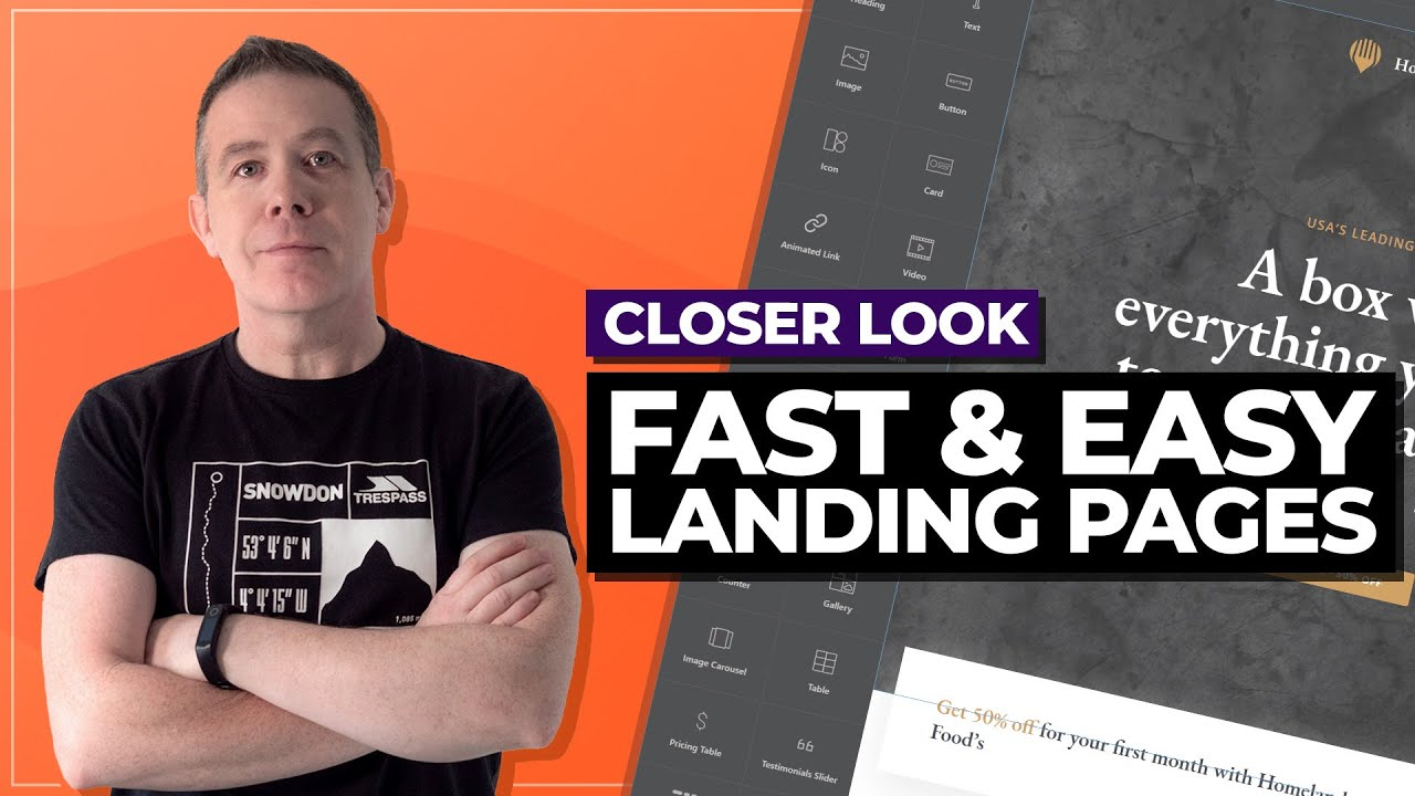 Build High Converting Landing Pages with Swipe Pages