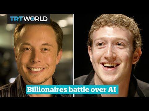 Musk vs Zuckerberg on artificial intelligence