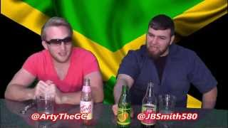 Americans Try More Jamaican Soft Drinks!