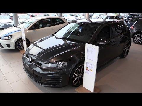 Volkswagen Golf цены, фото VW АВИЛОН